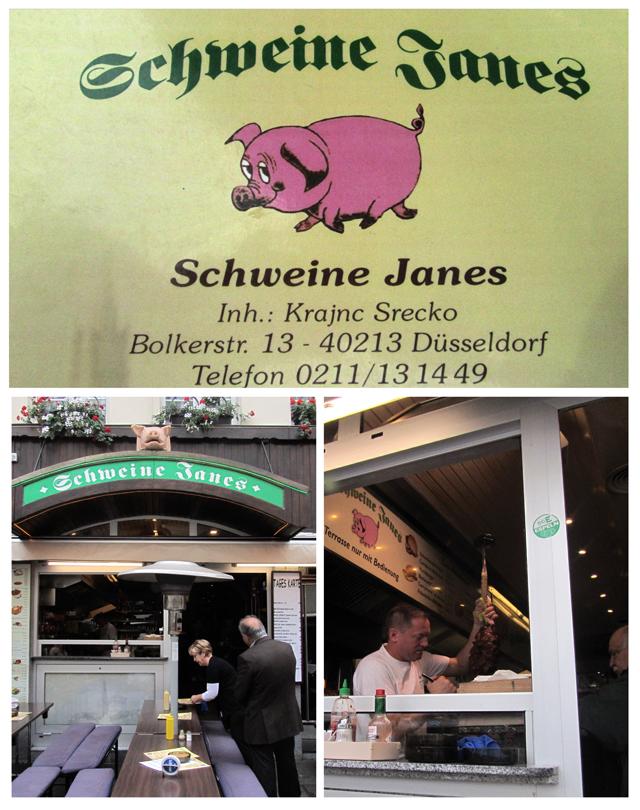 Schweine-Jane
