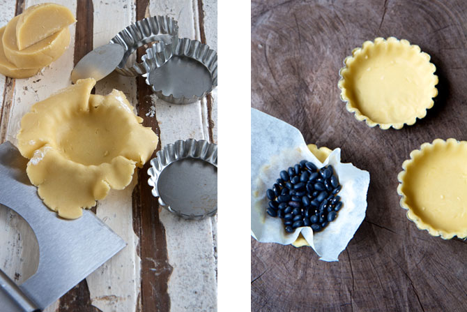 baking tarts