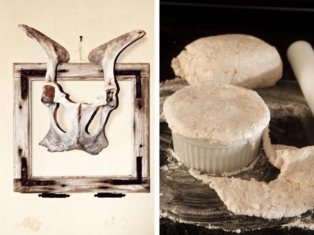 Pot-pie-pastry