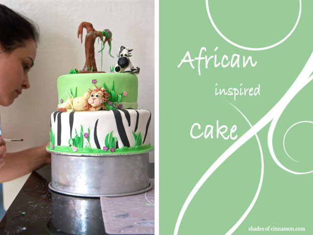 African-inspired-cake