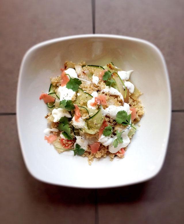 Col'Cacchio lusso salad