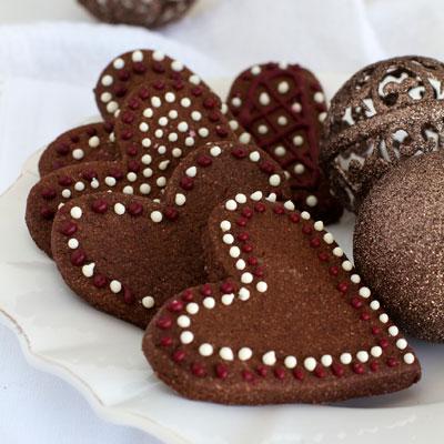 Cocoa-cookies