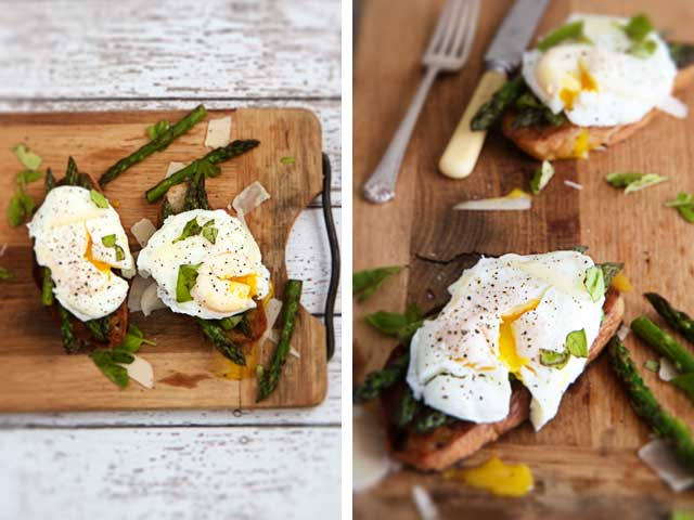 Asparagus-and-eggs