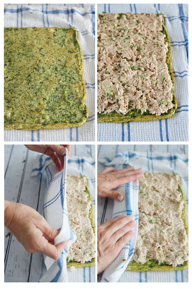 How to roll a roulade part one