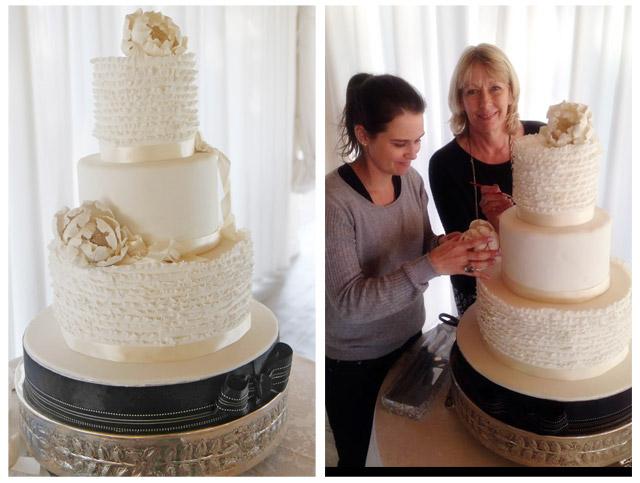 Final finished cake