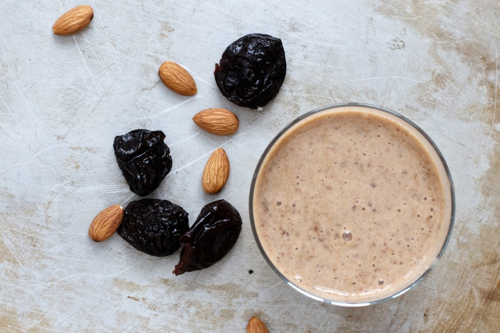 Healthy Oat Protein Smoothie